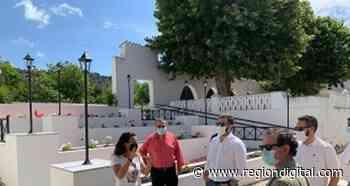 Concluyen las obras de accesibilidad a la plaza de Rincón de Ballesteros (Cáceres) - Región Digital