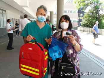 Cisterna di Latina, donate 300 mascherine al Poliambulatorio - h24 notizie