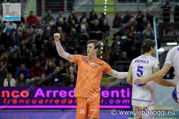 Top Volley Cisterna, Andrea Rondoni confermato come secondo libero - latinaoggi.eu