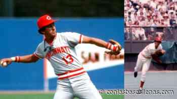 El día que David Concepción fue pitcher con Cincinnati Reds en la MLB - Con Las Bases Llenas
