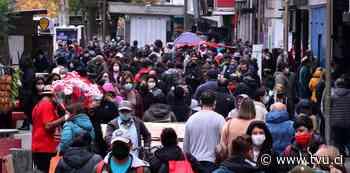 Sensación de normalidad: miles de personas asistieron al centro de Concepción - TVU