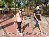 CUARENTENA Los runners volvieron a la calle en Concepción cumpliendo con el protocolo - Primera Fuente