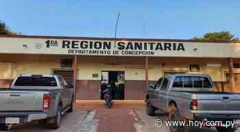 HOY / Concepción: 10 personas en cuarentena tras tener contacto con médico infectado - Hoy - Noticas de Paraguay y el Mundo.