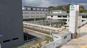 Dos directivos de IMSS en Tapachula dan positivo - Diario de Chiapas