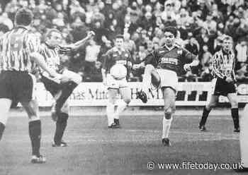 Nostalgia: Raith Rovers triumph in 1993's title-chasing Fife derby - Fife Today