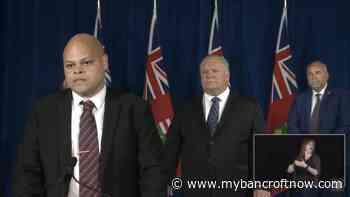 Premier announces advisory council for young people - mybancroftnow.com