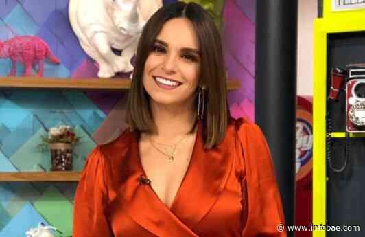 Tania Rincón llegó a Televisa con nuevo programa - infobae