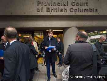 Ian Mulgrew: B.C.'s courts facing disaster, lawyers fear - Vancouver Sun