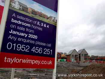House builder Taylor Wimpey reports 'high level of demand' after reopening most show homes in England - Yorkshire Post