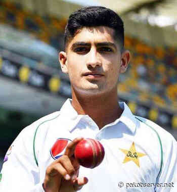 Pacer Nasim confident to bowl to a high level against India - Pakistan Observer