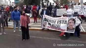 Familiares del soldado desaparecido aún no reciben respuesta del cuartel de Tarapacá de Tacna - Radio Onda Azul