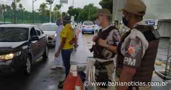 Madre de Deus: Prefeitura reforça barreiras sanitárias para conter coronavírus - Bahia Notícias