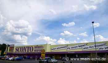 Sconto gibt Möbelmarkt in Kleinostheim auf - Main-Echo