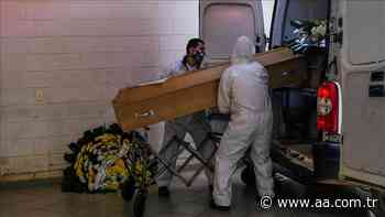 Coronavirus fatalities climbing in Brazil, Mexico - Anadolu Agency