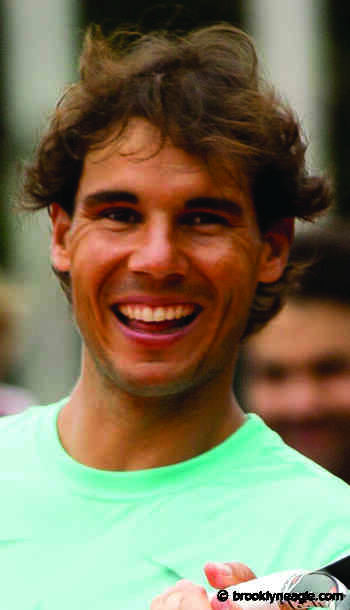 MILESTONES: June 3 birthdays for Rafael Nadal, Imogen Poots, Deniece Williams - Brooklyn Daily Eagle