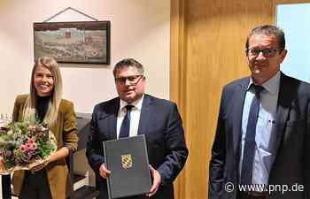 Melina Winkler absolviert Verwaltungslehrgang als Beste in Bayern - Passauer Neue Presse