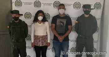 Cárcel para pareja en Bugalagrande, Valle del Cauca, por transportar marihuana - Noticias Caracol