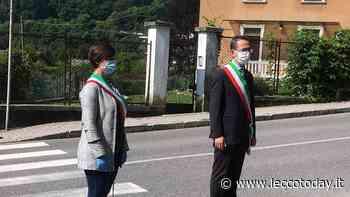 Il sindaco di Brugherio alle celebrazioni di Ballabio per il 2 giugno - LeccoToday