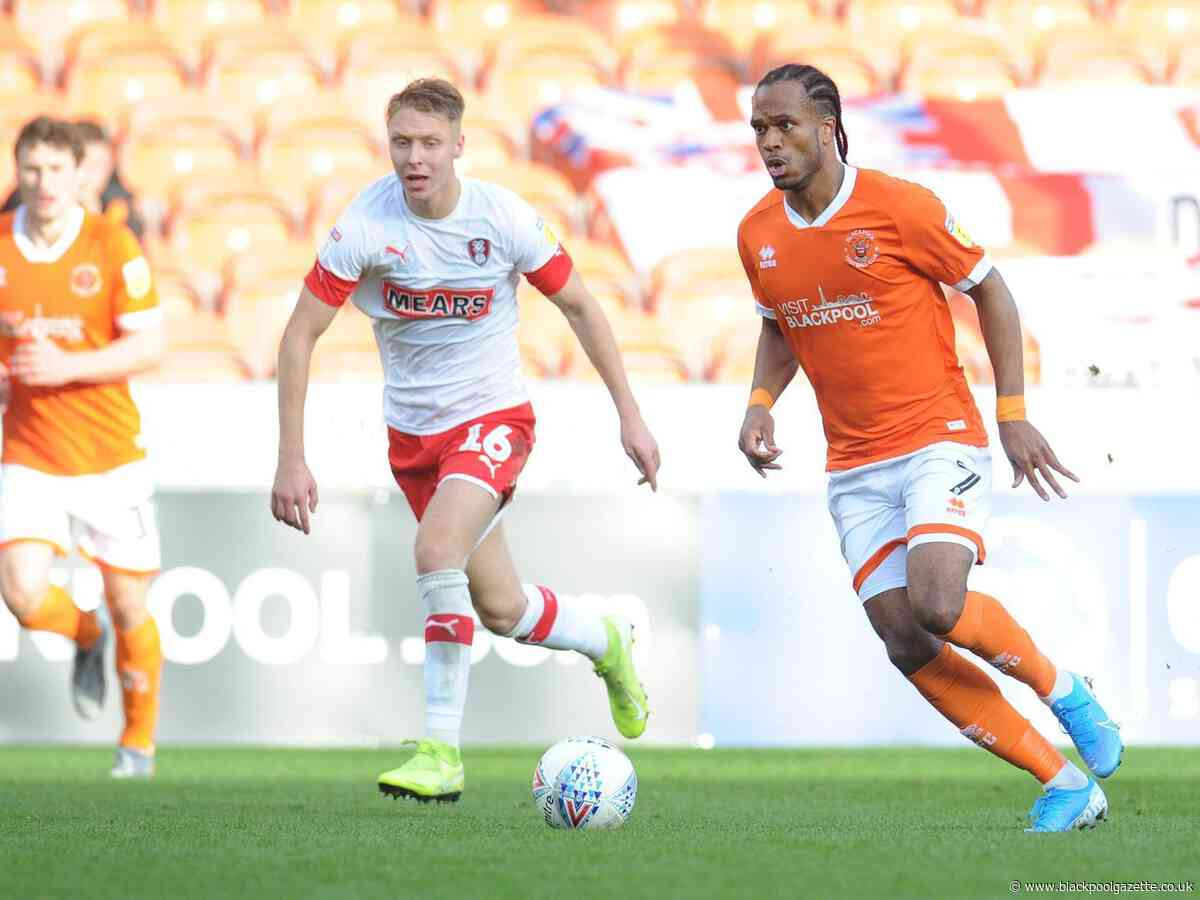 Rotherham United share Blackpool view that League One clubs will vote to end season - Blackpool Gazette