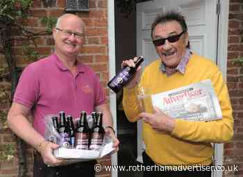 VIDEO: Paul Chuckle backs our Restarting Rotherham campaign - Rotherham Advertiser