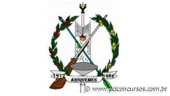 Processo Seletivo na área da saúde é retificado pela Prefeitura de Ariquemes - RO - PCI Concursos
