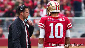 49ers' Kyle Shanahan believes Jimmy Garoppolo can be all-time great QB