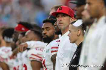 49ers' Kyle Shanahan speaks passionately on racism: 'Open your eyes'