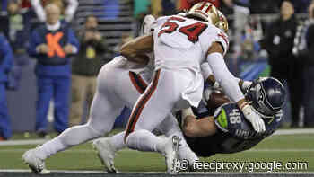 Dre Greenlaw's tackle makes 49ers' top plays in franchise history: No. 10-6