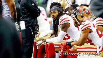 49ers' Richard Sherman says majority 'didn't want to hear' Colin Kaepernick's message