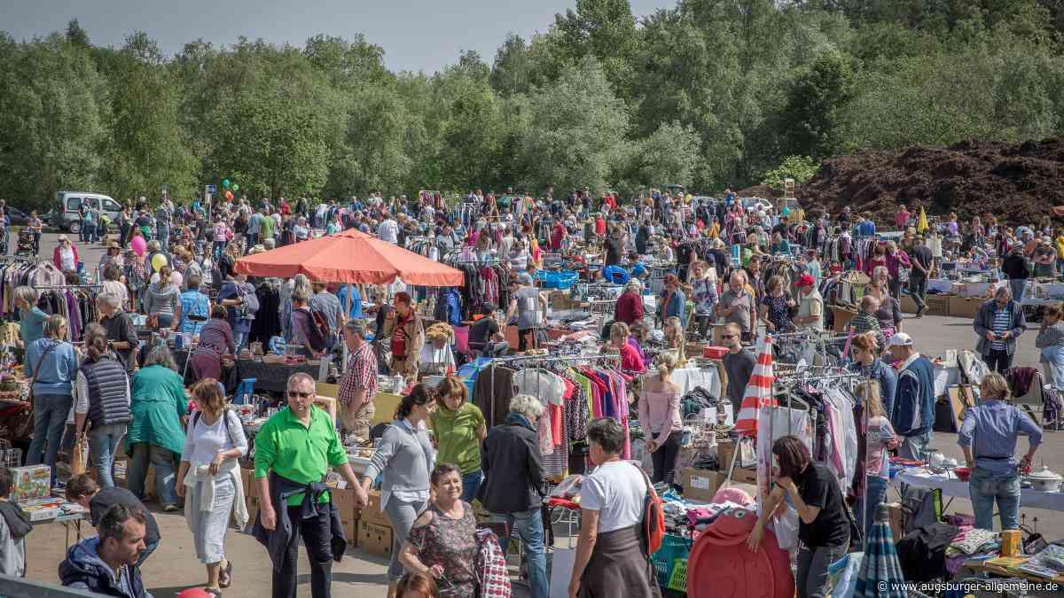 Hofstetten: Der Flohmarkt fällt aus