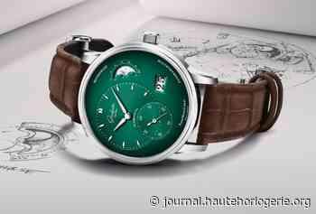 Forest green inspiration at Glashütte Original - Journal de la Haute Horlogerie