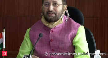 World Environment Day: Javadekar announces 'urban forest' program for 200 corporation cities of India - Economic Times