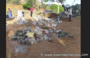 Attempt to build temple in forest area thwarted - The New Indian Express