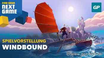 Windbound ist wie Zelda: Breath of the Wild – aber mit einem Twist - GamePro