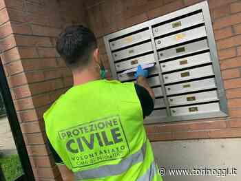 A Nichelino si sta completando la distribuzione delle mascherine della Regione Piemonte - TorinOggi.it