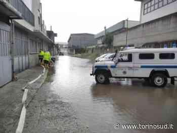 NICHELINO - Decine di interventi per allagamenti a causa del maltempo di ieri. Oggi altre piogge - TorinoSud
