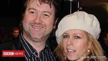 Coronavirus: Kate Garraway opens up on husband's battle with 'evil virus' - BBC News
