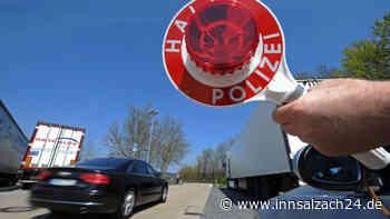 Ampfing: A94-Betrunkener Lkw-Fahrer mit 11 Tonnen ungesicherter Ladung angehalten   Polizeimeldungen - innsalzach24.de