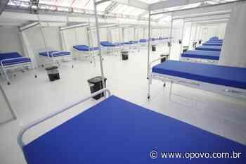 Covid-19: novo hospital de campanha começa a funcionar em Quixeramobim - O POVO