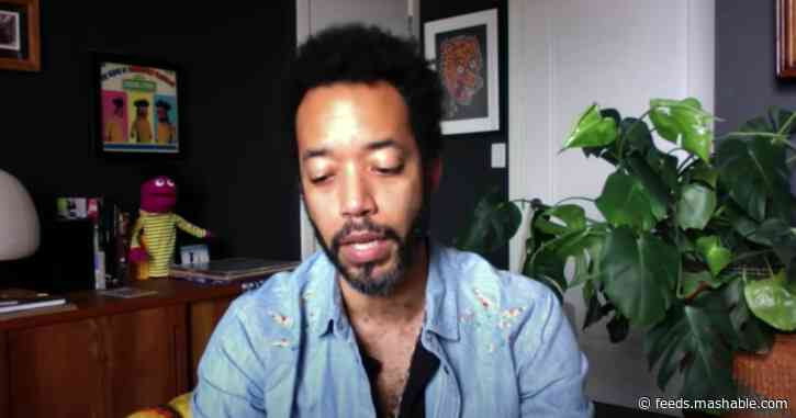 Wyatt Cenac talks about police budgeting, protests, and getting 'Problem Areas' free on YouTube