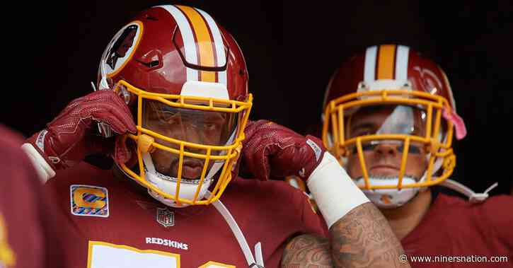 Trent Williams picked as one of the NFL's top comeback candidates
