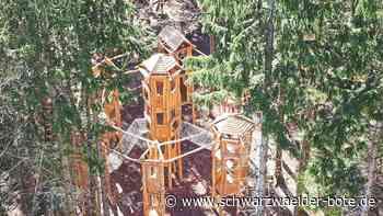 Bad Wildbad: Abenteuerwald startet in die Saison - Bad Wildbad - Schwarzwälder Bote