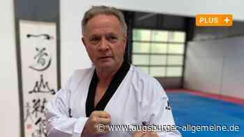Er ist Mr. Taekwondo: Heinz Gruber über seine Karriere und seine Ziele - Augsburger Allgemeine