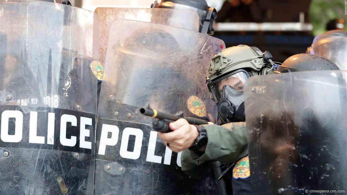 Nuevos casos de supuesto abuso policial en Florida - CNN