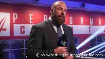 Triple H, sobre realizar shows fuera de Florida: 'Estamos valorando todas las opciones disponibles' - solowrestling