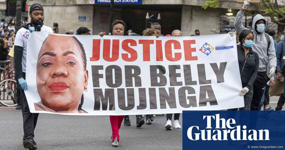 Belly Mujinga: police ask CPS to review rail worker's Covid-19 death