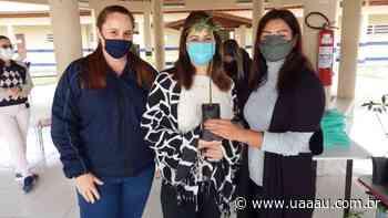 Semana do Meio Ambiente está sendo produtiva no Arroio - Uaaau
