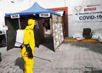 En San Luis de la Paz multan con $2,619 a quien viole la contingencia - La Silla Rota