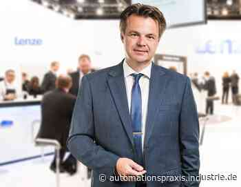 Lenze: Frank Lorch leitet Global Account Management - Automationspraxis