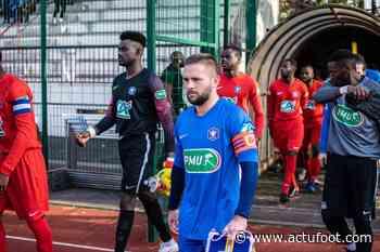 """Abdoul Cissé : """"Je suis heureux à Noisy-le-sec et fier d'être numéro 1 de l'Olympique"""" - Actufoot"""